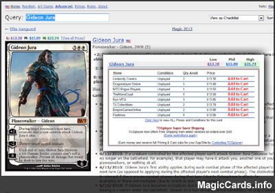 How can I get access to your card pricing data? – TCGplayer com